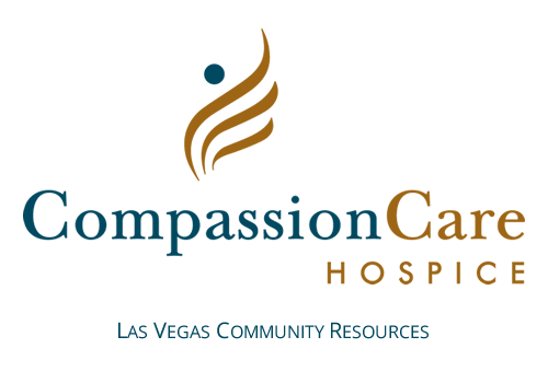 CompassionCare Hospice of Las Vegas, Nevada Official Logo