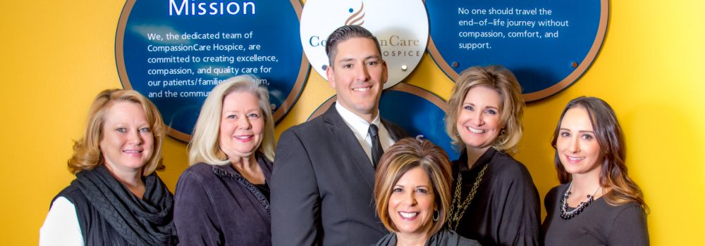 CompassionCare Hospice Community Service Website