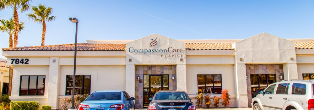 CompassionCare Hospice of Las Vegas, Physical Location