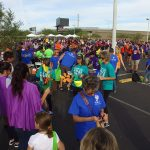 CCHLV - Walk To End Alzheimer's 2016 Crowd