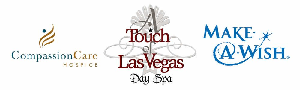 CompassionCare Hospice - A Touch Of Las Vegas Day Spa - Make-A-Wish Foundation