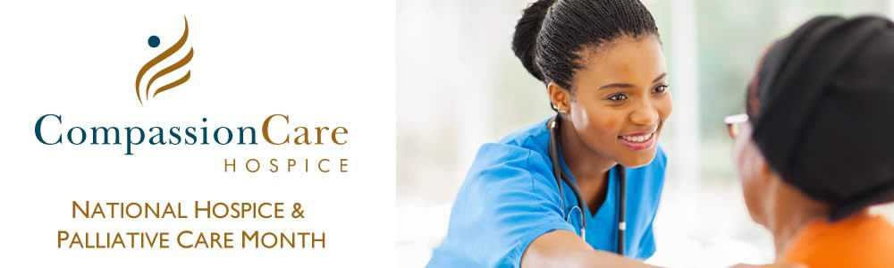 National Hospice & Palliative Care Month - CCHLV Employee Interviews